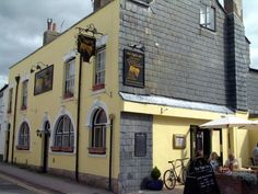 bridport dorset -the tiger inn