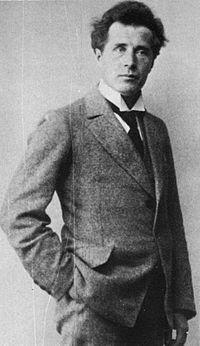 Leevi  Madetoja (17 February 1887, Oulu – 6 October 1947, Helsinki), Finnish composer.