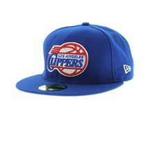 100 Authentic NBA Los Angeles Clippers Blue Hat 59Fifty Cap 7 14 -- You can find out more details at the link of the image.