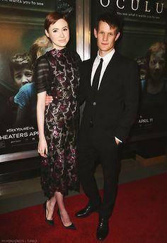 Doctor Who | Karen Gillan (Amy Pond) & Matt Smith