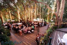 Outdoor wedding venues in SoCal l