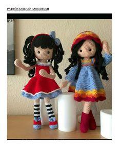 Crochet Dolls, Crochet Hats, Balerina, Amigurumi Doll, Teddy Bear, Christmas Ornaments, Knitting, Toys, Holiday Decor