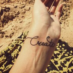 Create - would love this somewhere else and in white!