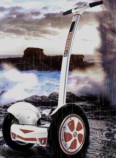 Fosjoas V9 smart electric self-balancing unicycle