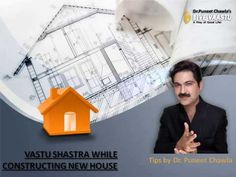 VASTU SHASTRA WHILE CONSTRUCTING NEW HOUSE  Vastu lays down guidelines for every aspect while undergoing construction of a new house. This includes the shape of the plot as well as the shape of the structure which would be constructed on the selected plot. Vastu has an overwhelming preference for sites or plots which are either square or rectangular in shape, irrespective of the size. Most Vastu recommendations for altering a site are essentially ways of transforming the existing site of…