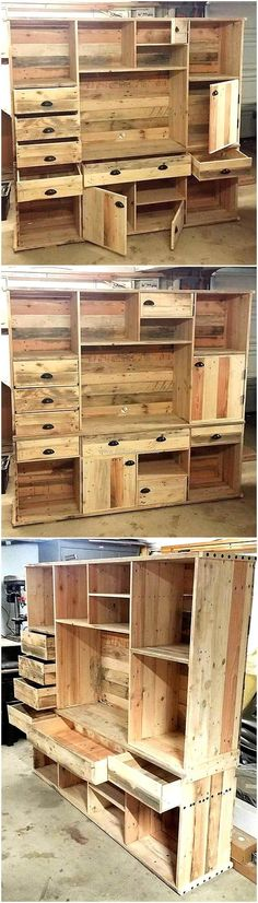 recycled-pallets-wooden-cupboard