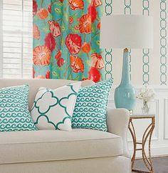 Victoria Dreste Designs mod florals