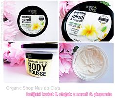 Organic Shop Body Mousse  #organic #body #mousse #cream #cosmetic
