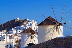 Traditional & beautiful Serifos island (Σέριφος)