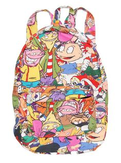 O-Mighty 90S CARTOON BACKPACK at Shop Jeen - SHOP JEEN