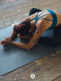 As You Like It Bra: Adjust the straps on this lululemon bra to match your practice and your mood.