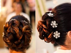 Penteado de noiva: veja tendências para 2012 e inspire-se - Notícias - Noivas GNT
