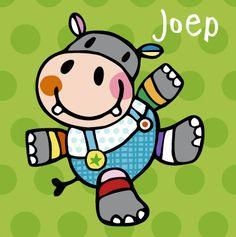 NIEUW! AJ25 > Nijlpaard