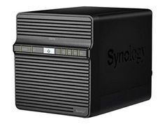 Synology Disk Station 4-Bay Diskless Network Attached Storage (DS416j)