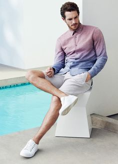 | Men's Fashion | Menswear | Men's Casual Outfit for Weekends | Moda Masculina | Shop at designerclothingfans.com