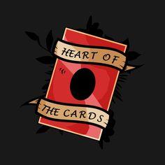 Yugioh! Heart of the Cards - Vector A... | TeePublic