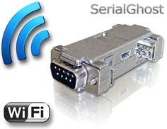 SerialGhost serial recorder, RS-232 logger, with 2GB memory, Wi-Fi access and time-stamping http://www.keydemon.com/rs232_logger/