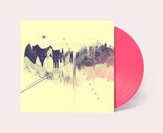 Love Vinyl on Behance