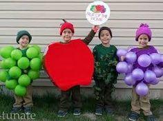Resultat d'imatges de disfressa fruites