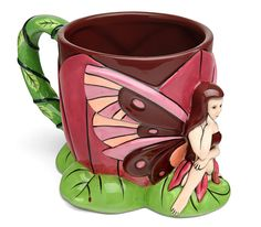 Cthulhu, Power-Up And Fairy Mugs Represent Your Morning Moods