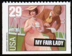 G.B. Shaw, 'My Fair Lady'