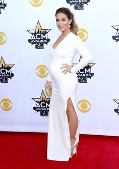 Pin for Later: Seht Taylor Swift, Nick Jonas und alle anderen Stars bei den ACM Awards Jessie James Decker