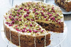 Persian pavlova  Book extract from Falafel for Breakfast by Mic...