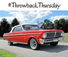 #TBT: 1965 #Ford Falcon