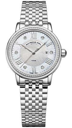 Raymond Weil Maestro  Ladies Wristwatch  Model: 2637-STS-00966