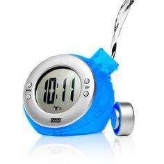 eu.Fab.com   Wink Water Alarm Clock Blue