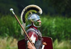 Roman Soldier, Ermine Street Guard, Kelmarsh Festival of History 2009
