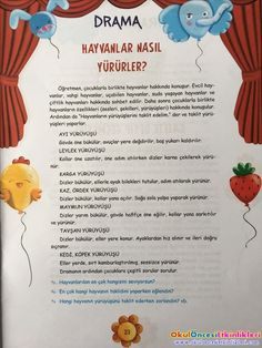 Tohum dramasi for kids Tohum dramasi Drama Activities, Preschool Activities, Learn Turkish Language, Values Education, Islam For Kids, Dramatic Play Centers, Brain Teasers, Pre School, Middle School