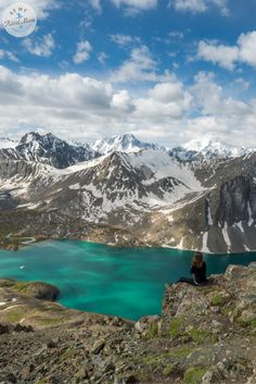 A guide to trekking in Kyrgyzstan's Tian Shan Mountains.  This 8-day trek takes you through scenic mountain passes and leads to one of the region's most famous (and beautiful) lakes. Travel in Central Asia.    Be My Travel Muse