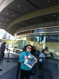 Liz M. scored movie passes, and you could too! Follow our updates and when you see our movie contest, make sure you enter! You can even get your friends in on the contests and if they win, make them take you to the movies.  Happy winning!  Photo Credit: Liz M. #DTLA #LA #LosAngeles #free #movies #movietickets #Divergent