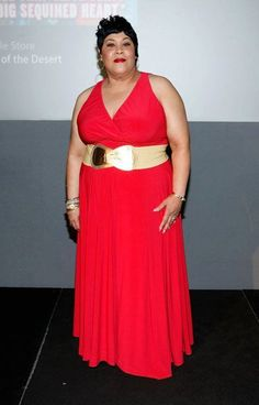 Martha Wash in the Scarlett Halter Dress by IGIGI by Yuliya Raquel: http://www.igigi.com/scarlett-halter-maxi-dress.html