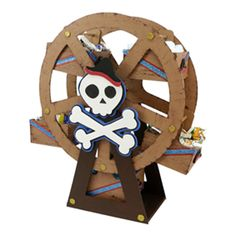 Proyectos |Despachador de dulces pirata