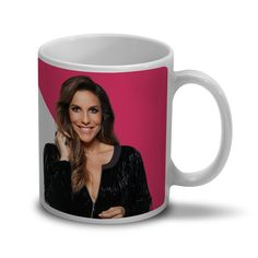 Caneca Ivete Sangalo Riso #Mug #IveteSangalo #Veveta