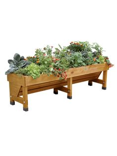 Trough VegTrug 18u0027x72u0027 | Raised Planter Bed | Gardeneru0027s Supply Raised  Planter Beds