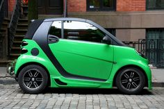 Smart ForTwo Cabriolet | by Alex Nunez