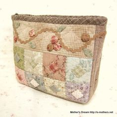 pouchnuts by MothersDream on Etsy, ¥8400