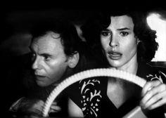 Fanny Ardant & Jean Louis Trintingent
