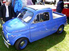FIAT 500 1962 Pick-Up