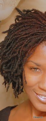 Sisterlocks...I hope mines will look as good!