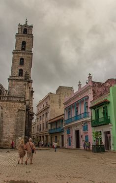 Ideal Plaza de San Francisco Habana Cuba Photography by Jessica G