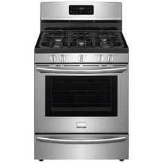 Frigidaire Gallery 30 In. 5.0 Cu. Ft. Gas Range With Self Cleaning