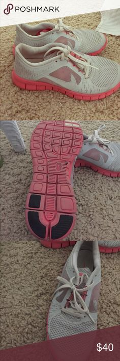 Nike Free Run 3 size 5.5 Nike Shoes Athletic Shoes