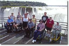 Accessible Journeys is a vacation planner and tour operator exclusively for wheelchair travelers, their families and friends.