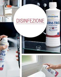 Conoscete l'azienda americana Stanhome? Tra i vari prodotti per la casa, c'è la linea: GERM-TROL ottima per dinsinfettare e proteggere la casa e i nostri pelosetti!!! Se volete maggiori informazioni, contattatemi!