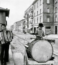 Nino Migliori - Periferia, 1950