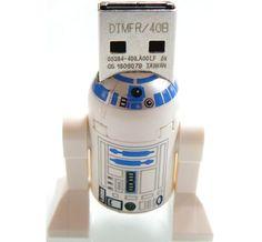 USB - R2-D2